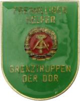 B.0868 Freiwillige Helfer der Grenztruppen