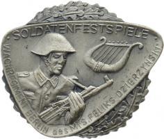 B.0913a Soldatenfestspiele Wachregiment Silber