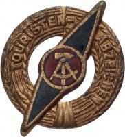 B.0966d Touristenabzeichen Bronze