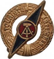 B.0966e Touristenabzeichen Bronze