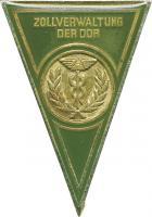 B.1125 Absolventenabzeichen Zollverwaltung