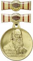 B.1435c Friedrich Ludwig Jahn - Medaille