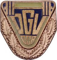 B.1815c DGV Ehrennadel Bronze