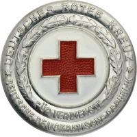 B.2164k DRK Ehrenzeichen Silber