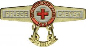 B.2214b DRK Pflegedienst-Ehrenspange Gold