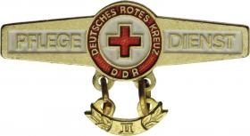 B.2215b DRK Pflegedienst-Ehrenspange Gold