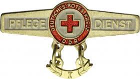B.2216b DRK Pflegedienst-Ehrenspange Gold