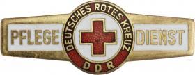 B.2217a DRK Pflegedienst-Ehrenspange Gold
