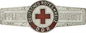 B.2218a DRK Pflegedienst-Ehrenspange Silber