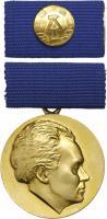B.2374a Erich-Weinert-Medaille