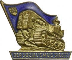 B.2402b Gute Leistungen Landwirtschaft - Goldener Traktor