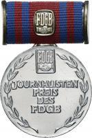 B.2808bU Journalistenpreis des FDGB