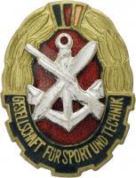 B.3001a GST Mitgliedsabzeichen