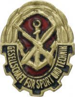 B.3001b GST Mitgliedsabzeichen