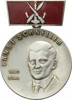B.3004a Ernst-Schneller-Medaille Silber (900)