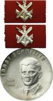 B.3004f Ernst-Schneller-Medaille Silber