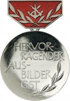 B.3009d GST Hervorragender Ausbilder Silber