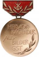 B.3010c GST Hervorragender Ausbilder Bronze