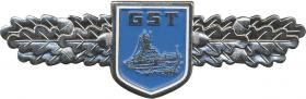 B.3054 GST Quali. Spange Matrosenspezialist (hellblau)