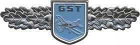 B.3055 GST Quali. Spange Militärflieger