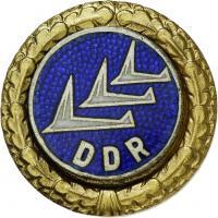 B.3174b Flugmodellsport Leistungsabzeichen Gold