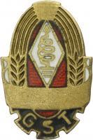 B.3281c GST Amateurfunk Leistungsabzeichen Gold