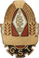 B.3283c GST Amateurfunk Leistungsabzeichen Bronze