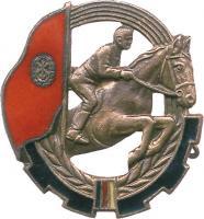 B.3353 GST Pferdesport Leistungsabzeichen Bronze