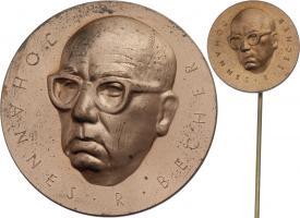 B.3634a/b Johannes-R.-Becher-Medaille Bronze