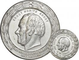 B.3702d Ernst-Moritz-Arndt-Medaille mit Miniatur (OE)
