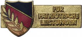 B.3704b Ehrennadel Nationale Front