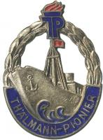 "B.4276 JP Bau des Schiffs ""Thälmann Pionier"""