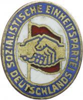 B.4366c SED Mitgliedsabzeichen