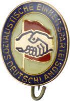 B.4366d SED Mitgliedsabzeichen