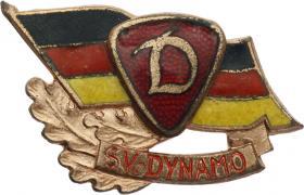 B.4519c Ehrennadel Dynamo Bronze
