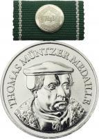 B.4663 Th.-Müntzer-Medaille Silber