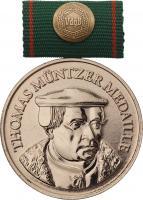 B.4664 Th.-Müntzer-Medaille Bronze
