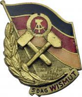 B.4712c SDAG Wismut Meister der Arbeit I. Klasse