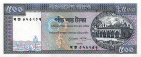 Bangladesch / Bangladesh P.30b 500 Taka (1982) (1)