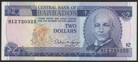 Barbados P.42 2 Dollars (1993) (1)