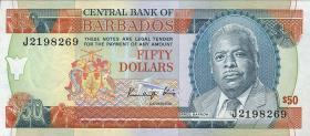Barbados P.40 50 Dollars (1989) (1)
