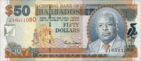 Barbados P.64 50 Dollars (2000) (1)