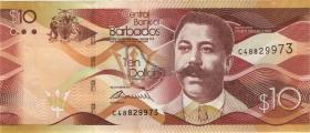 Barbados P.75b 10 Dollars 2017 (1)