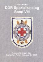 Bartel: DDR Spezialkatalog Band  8