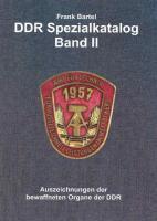 Bartel: DDR Spezialkatalog Band  2
