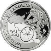 Belgien 10 Euro 2013 Flandernrundfahrt