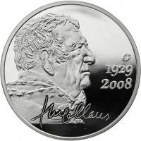 Belgien 10 Euro 2013 Hugo Claus