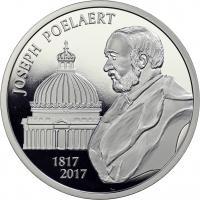 Belgien 20 Euro 2017 Joseph Poelaert