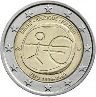 Belgien 2 Euro 2009 WWU