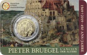 Belgien 2 Euro 2019 Pieter Bruegel (wall.)